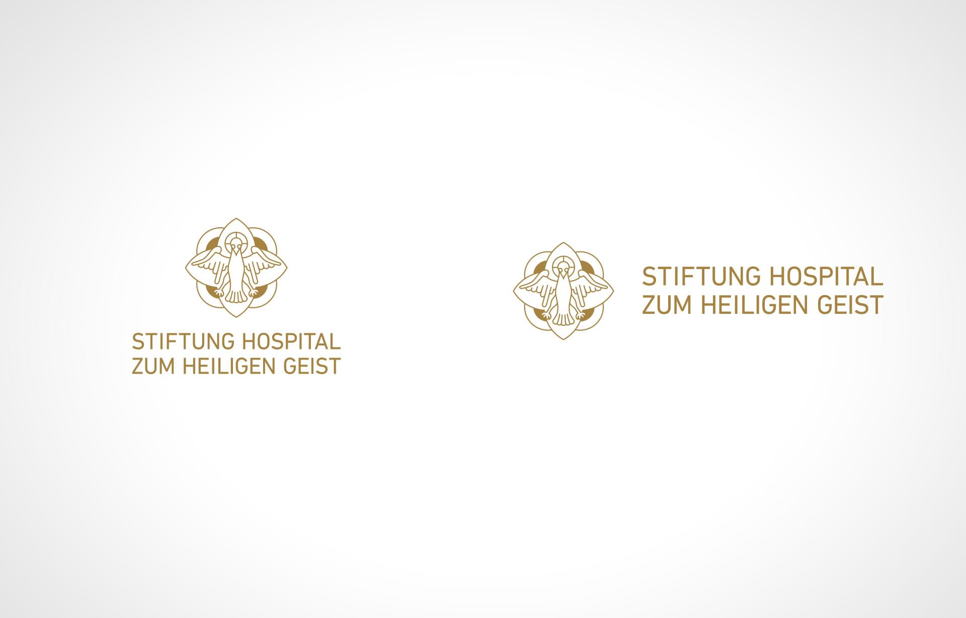 Logo Stiftung Hospital zum Heiligen Geist