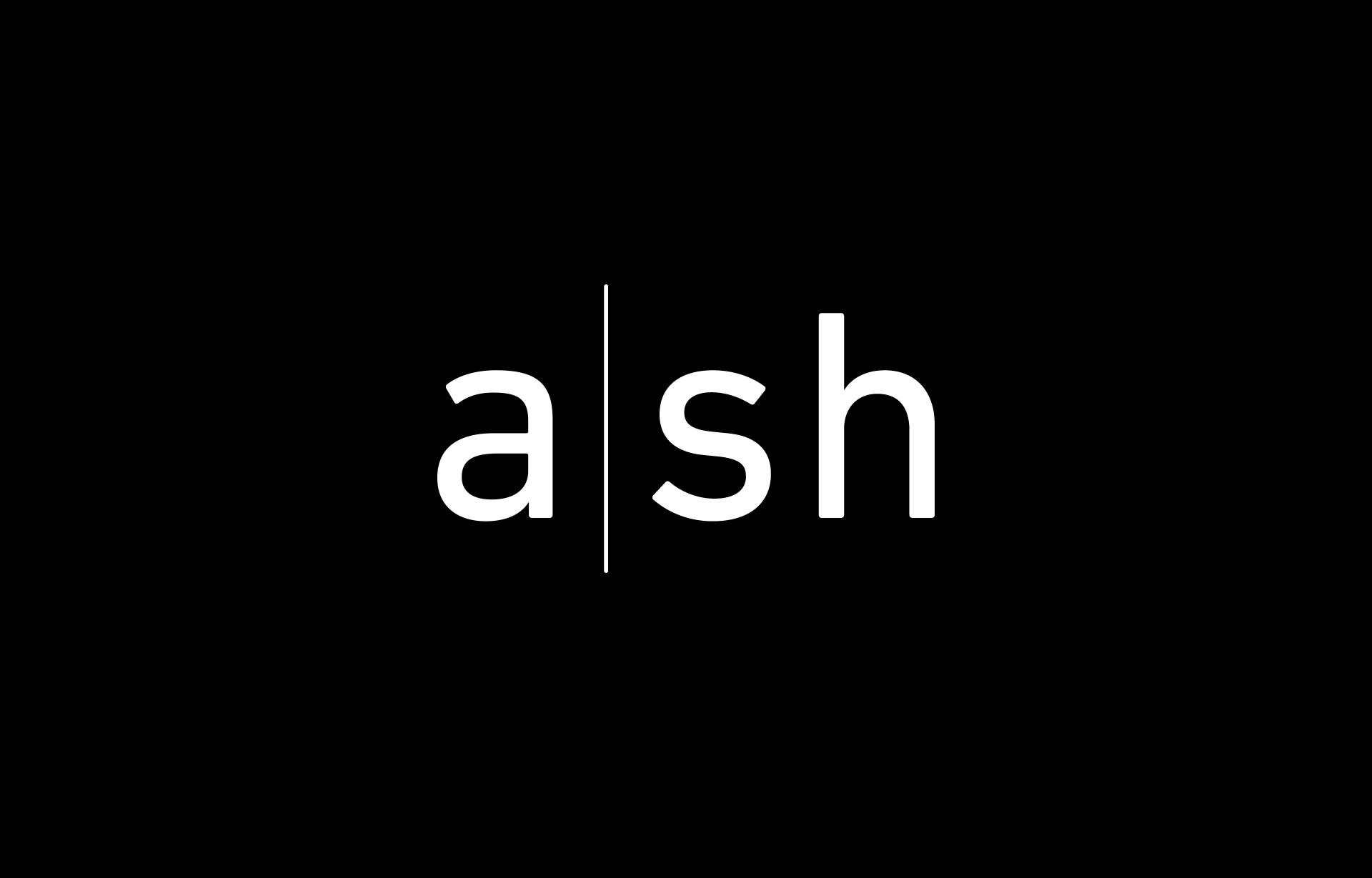 a-sh logo