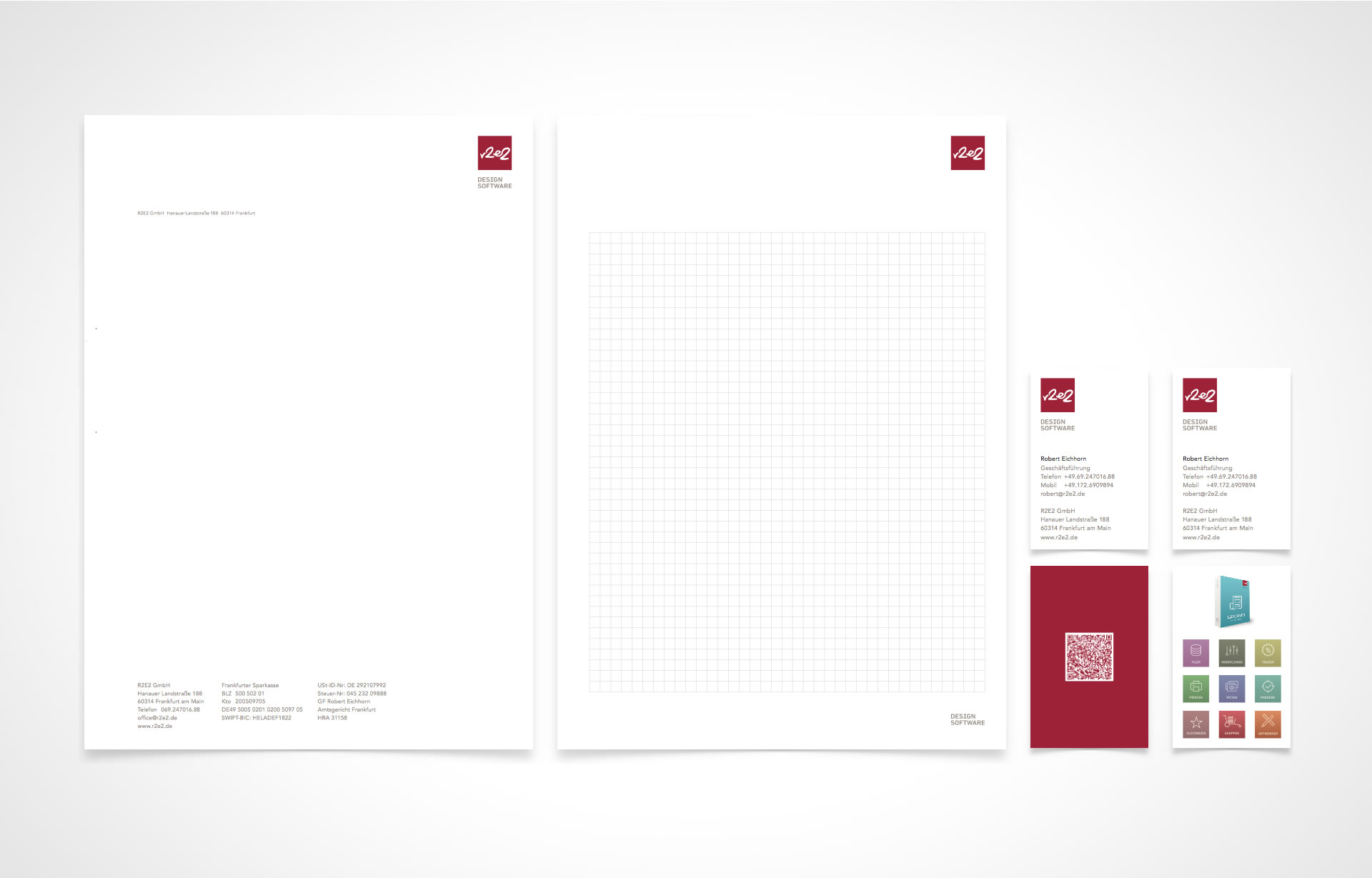 r2e2 design software ausstattung