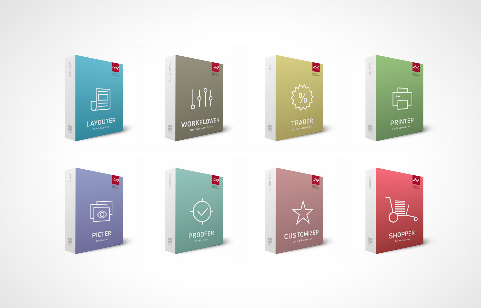 r2e2 design software produkte