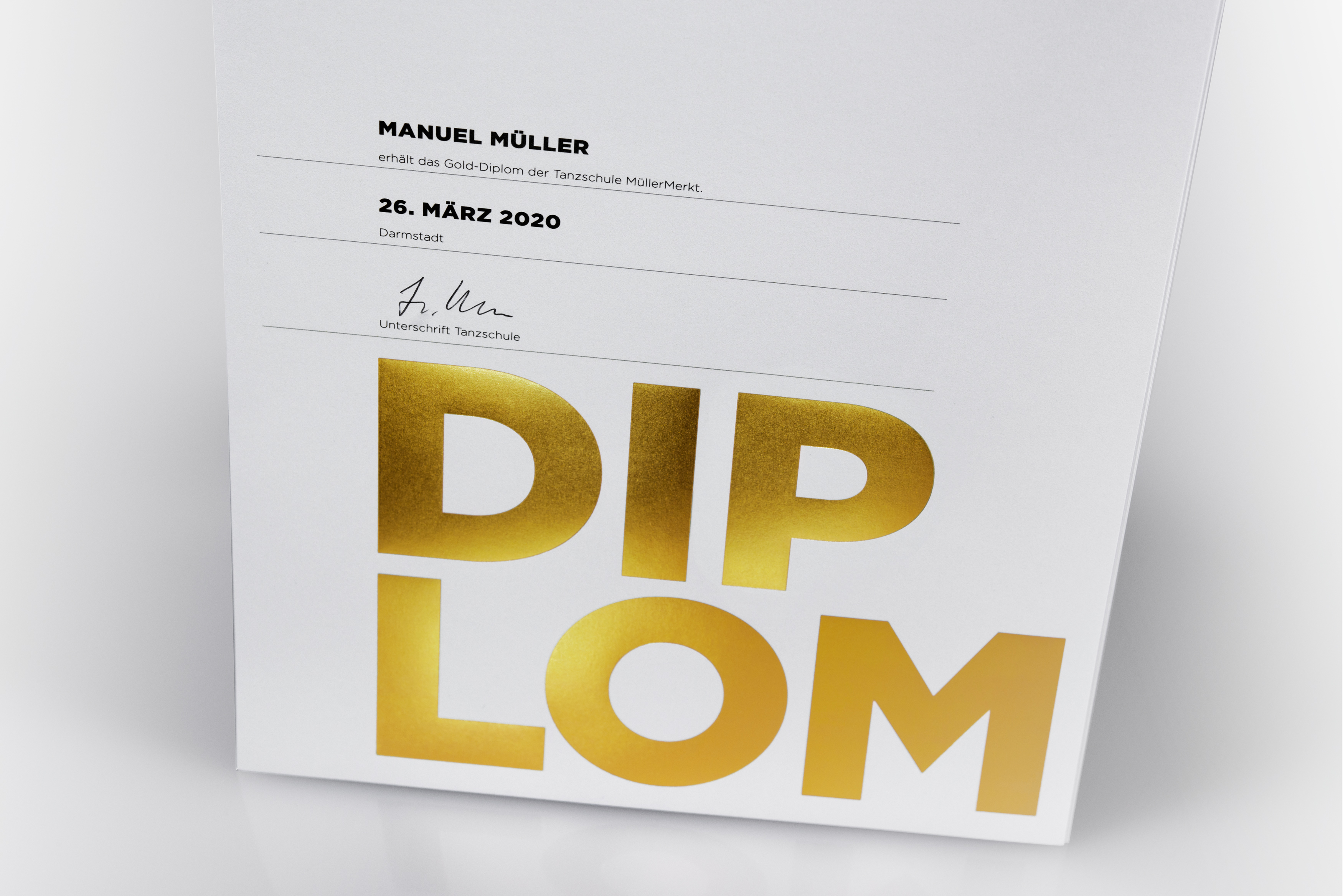 mm.dance Diplom gold